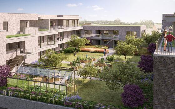 Lancering nieuwbouwproject De Hessel in Herselt