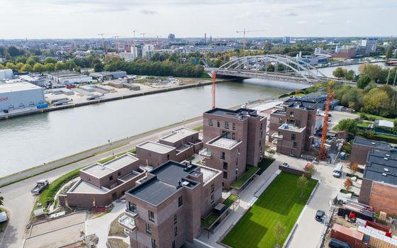 Artikel oHase in magazine 'Bouwen in Vlaanderen'