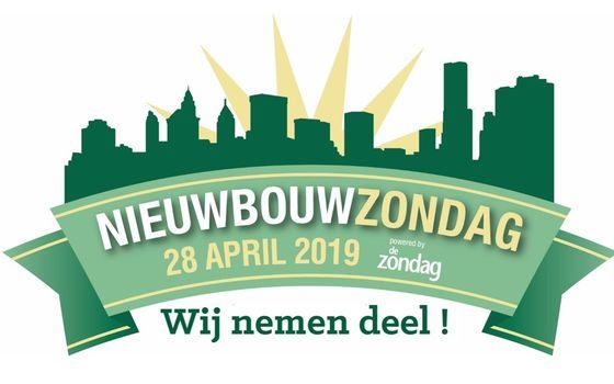 Uitnodiging Nieuwbouwzondag 28 april
